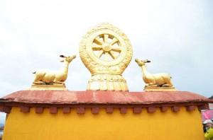 Jokang-Monastry-Roda-dharma