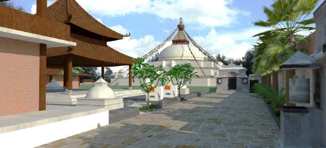 Padmasambhava Stupa