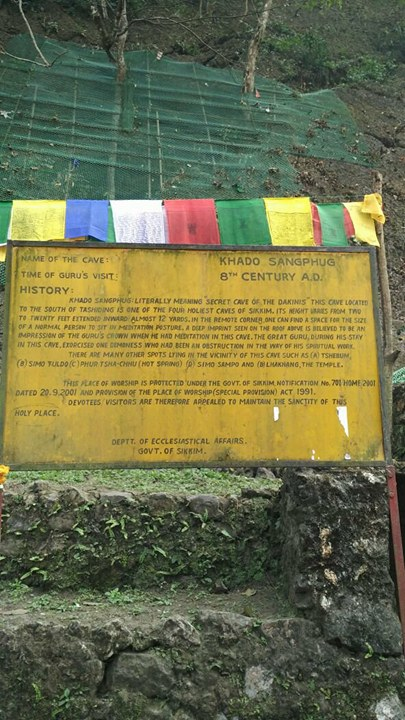 Khado Sangphug Holly Cave